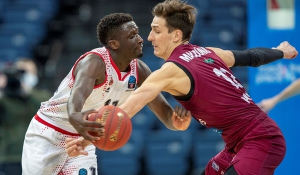Round 7 Report: Monaco overwhelms Lietkabelis on the road
