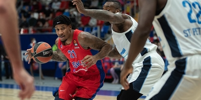 RS Round 15: CSKA Moscow vs. Zenit St Petersburg