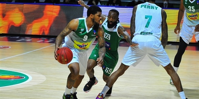 7DAYS EuroCup, Regular Season Round 5: Nanterre 92 vs. Frutti Extra Bursaspor