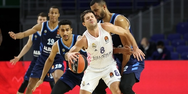 RS Round 16: Real Madrid vs. ALBA Berlin