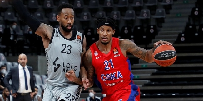 CSKA's Clyburn out with ankle injury