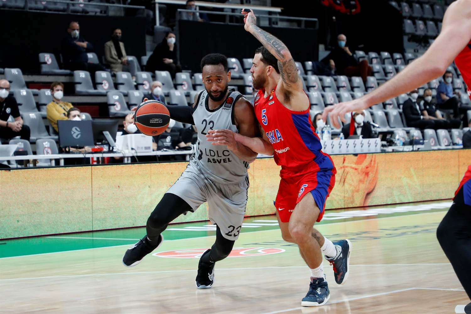 David Lighty - LDLC ASVEL Villeurbanne - EB20