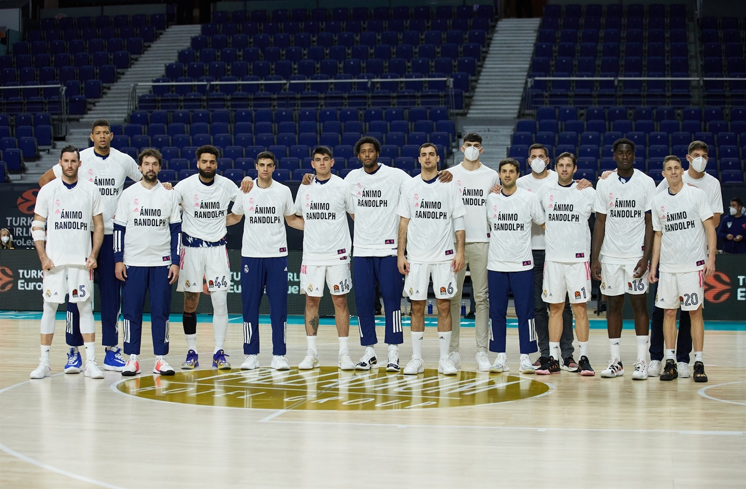 Animo Randolph - Real Madrid - EB20
