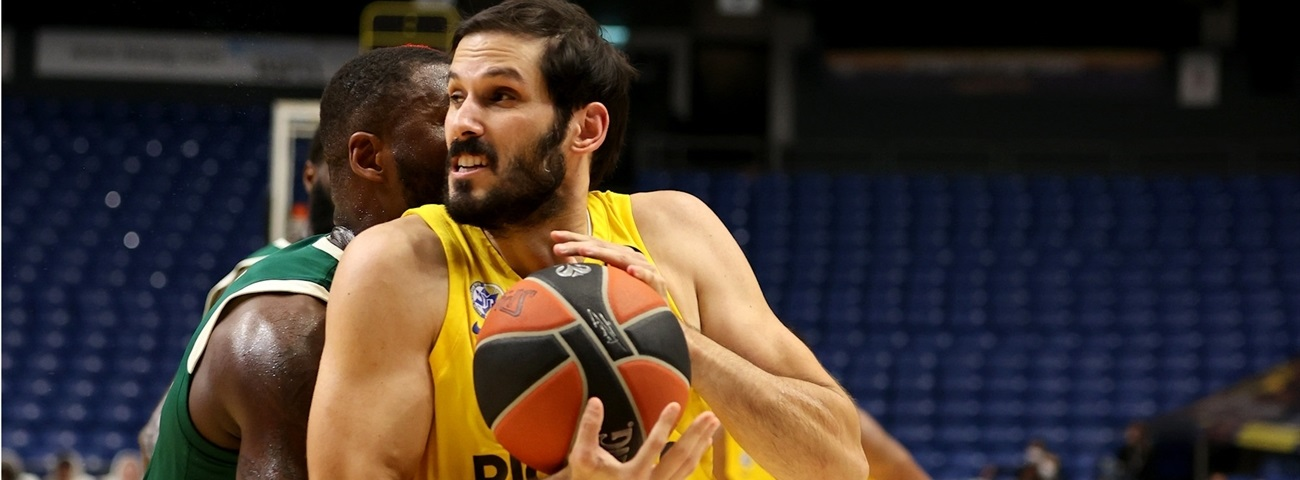 Full-strength Maccabi took another step forward