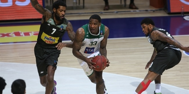 7DAYS EuroCup, Regular Season Round 10: Frutti Extra Bursaspor vs. Nanterre 92