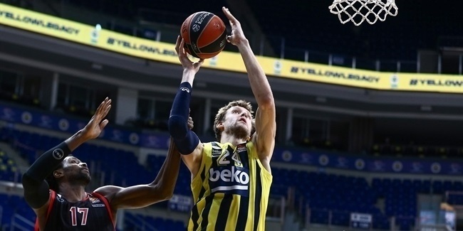Versatile Vesely and collective distribution fired Fenerbahce