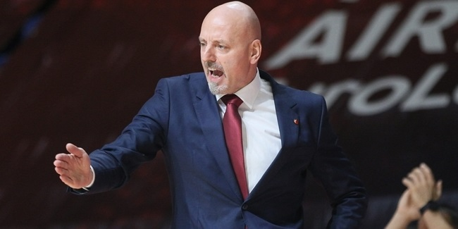 Zvezda parts ways with Coach Obradovic