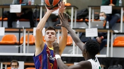 Game Center: Barcelona, Joventut finish groups unbeaten