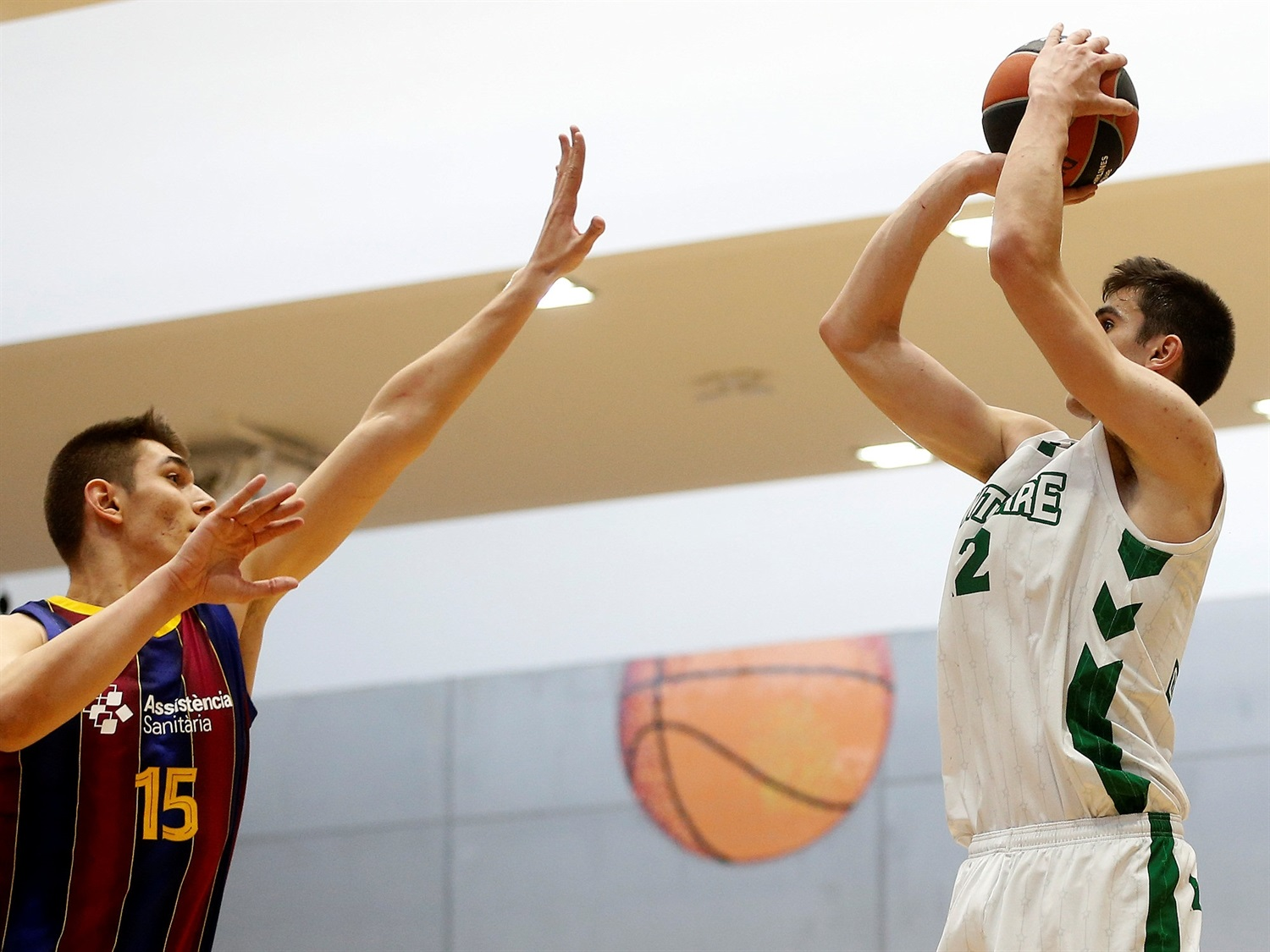 Maxime Raynaud - U18 Nanterre 92 (photo Miguel Angel Polo) - JT20