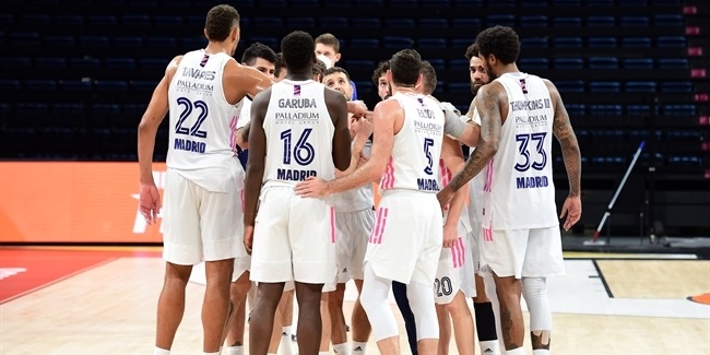 Road to playoffs: Real Madrid
