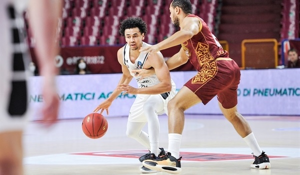 Round 7 Report: Partizan rallies past Reyer with 0-21 run