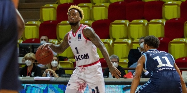 7DAYS EuroCup, Regular Season Round 6: AS Monaco vs. MoraBanc Andorra