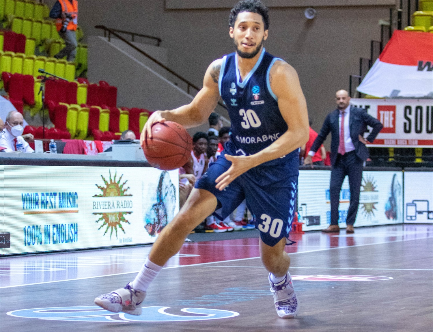 Jeremy Senglin - MoraBanc Andorra (photo Monaco) - EC20