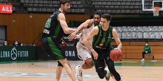 7DAYS EuroCup, Regular Season Round 7: Joventut Badalona vs. JL Bourg en Bresse