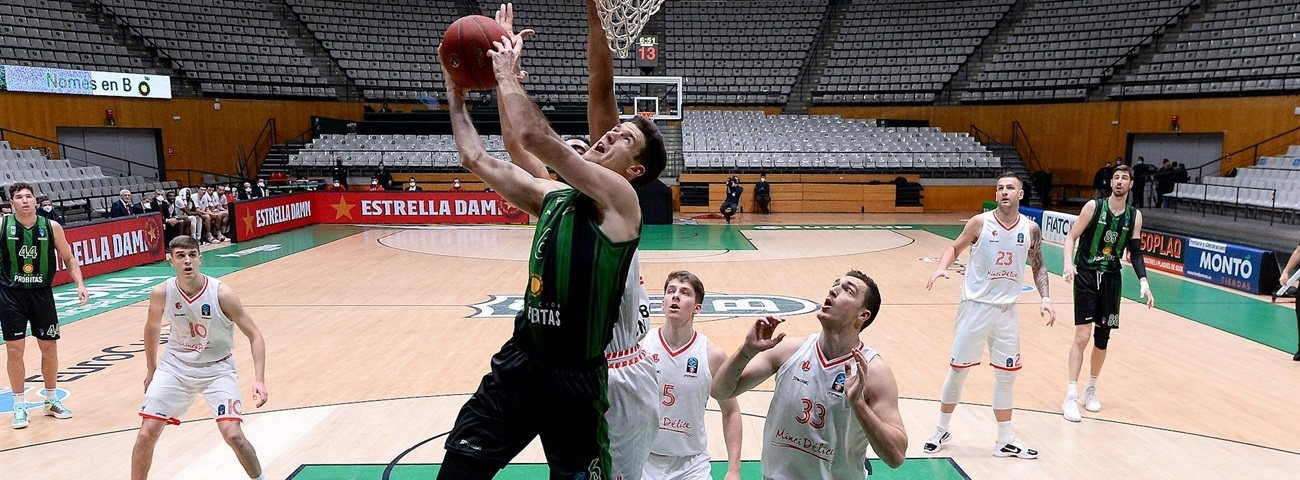 Joventut won group again, 12 years later