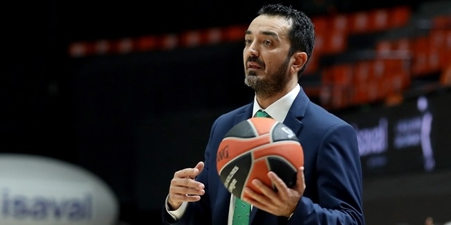 Panathinaikos parts ways with Coach Vovoras