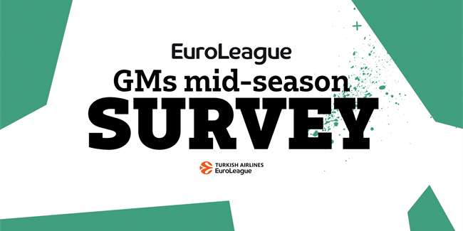 2020-21 mid-season survey of EuroLeague GMs