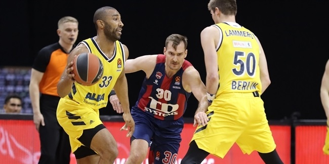 RS Round 5: ALBA Berlin vs. TD Systems Baskonia Vitoria-Gasteiz