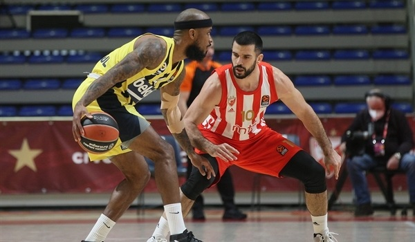 RS18 Report: Brown's game-winner lifts Fenerbahce past Zvezda