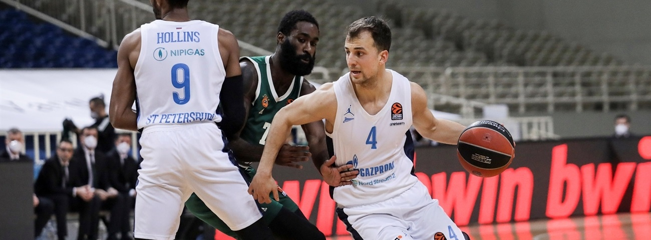 Who's hot: Kevin Pangos, Zenit