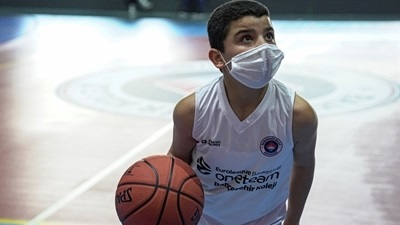 Bahcesehir giving hope with One Team