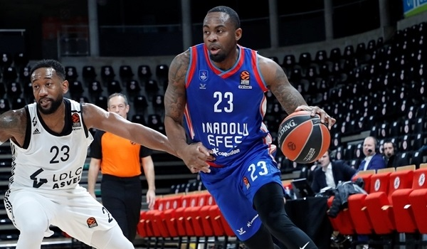 RS18 Report: Efes showed no mercy against ASVEL