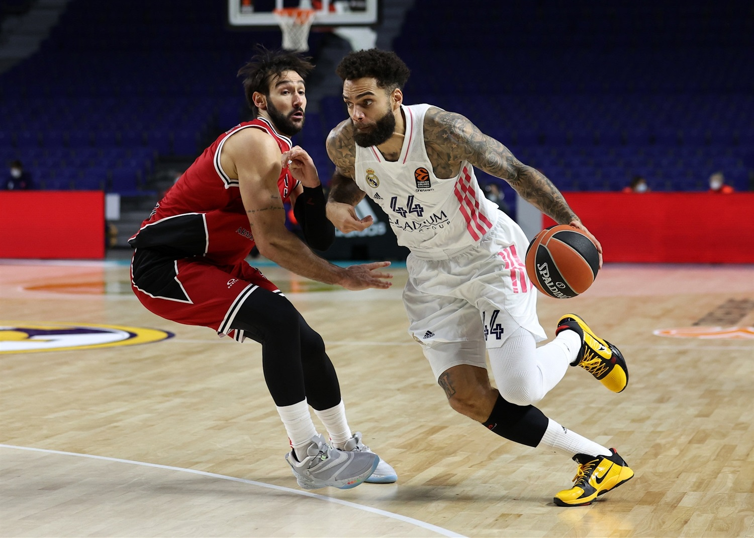 Jeffery Taylor - Real Madrid - EB20