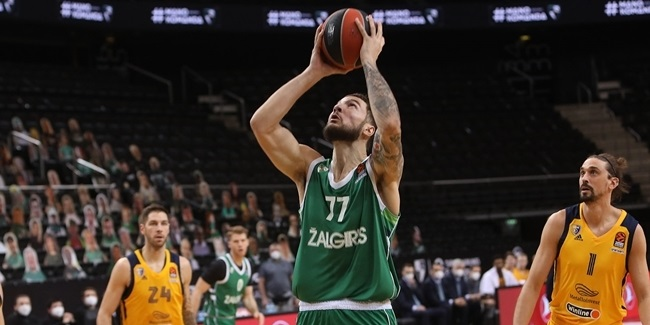 MVP of the Week: Joffrey Lauvergne, Zalgiris Kaunas