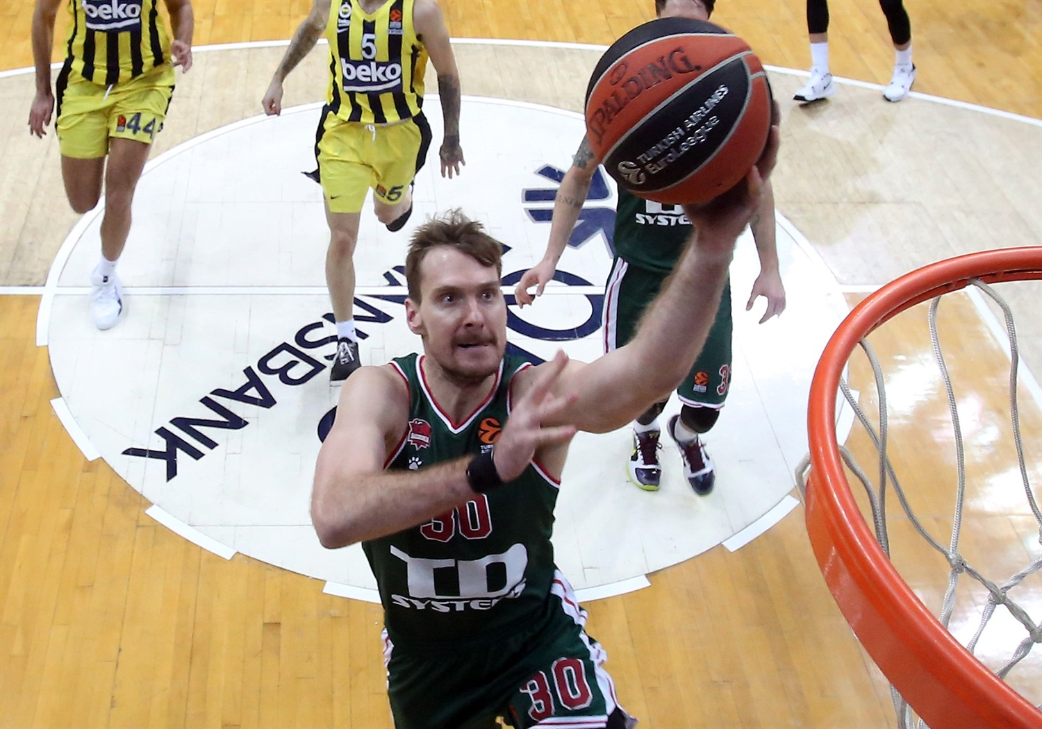 Zoran Dragic - TD Systems Baskonia Vitoria-Gasteiz - EB20