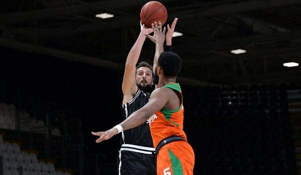Top 16 Round 1 Report: Belinelli, big second quarter carry Virtus to win over Olimpija