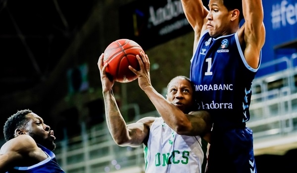 Top 16 Round 1 Report: UNICS holds on in Andorra