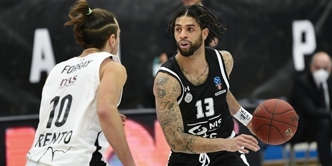 Perkins dazzled in debut for Partizan