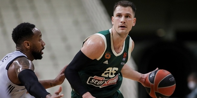MVP of the Week: Nemanja Nedovic, Panathinaikos OPAP Athens