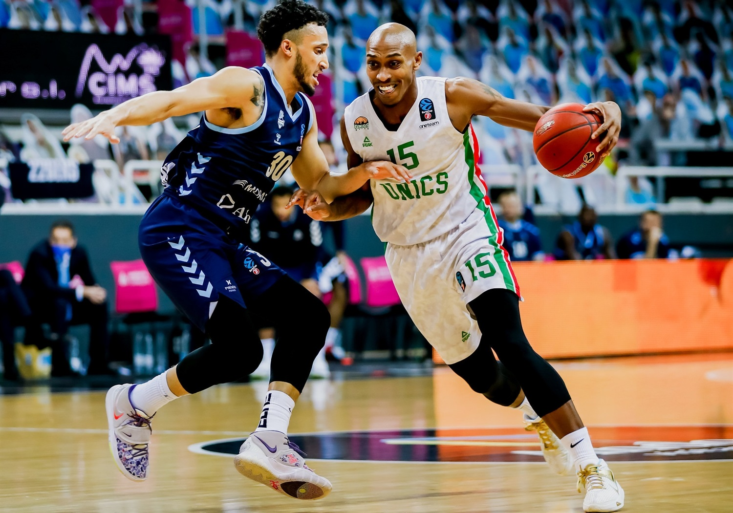 Jamar Smith - UNICS Kazan (photo Andorra - Martin Imatge) EC20