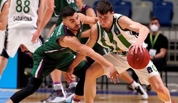 Top 16 Round 1 Report: Joventut rallies to win in Malaga