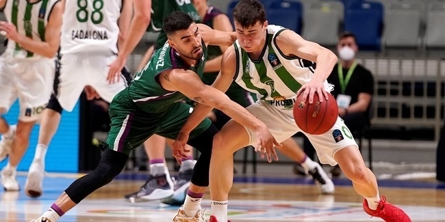 7DAYS EuroCup, Top 16 Round 1: Unicaja Malaga vs. DKV Joventut