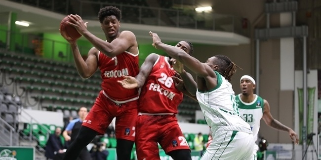 7DAYS EuroCup, Top 16 Round 1: Nanterre 92 vs. AS Monaco