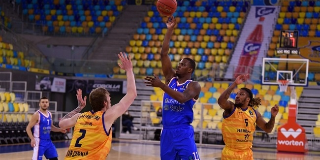 MVP of the Week: Isaiah Whitehead, Mornar
