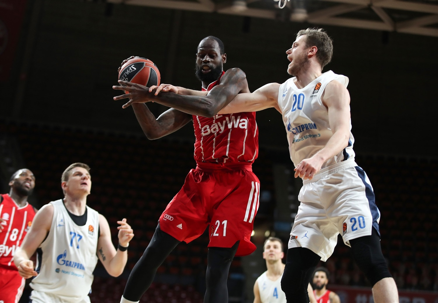 James Gist - FC Bayern Munich - EB20