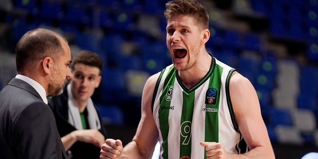 Conor Morgan, Joventut: 'We like our chances'