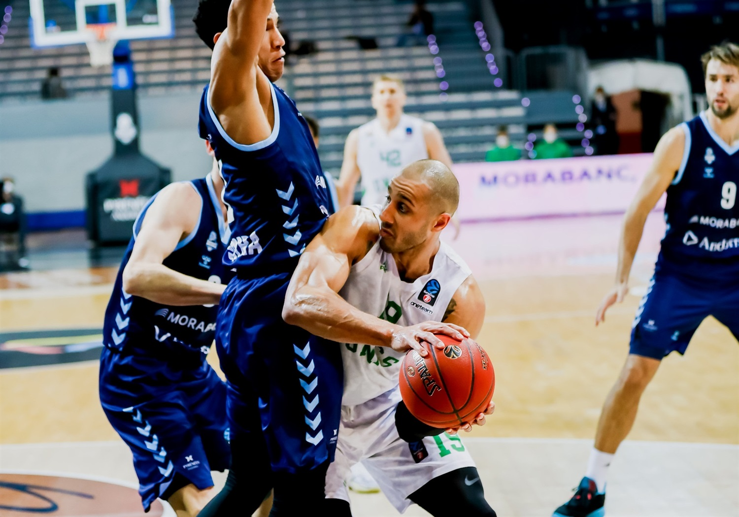 Jordan Morgan - UNICS Kazan (photo Andorra - Martin Imatge) EC20