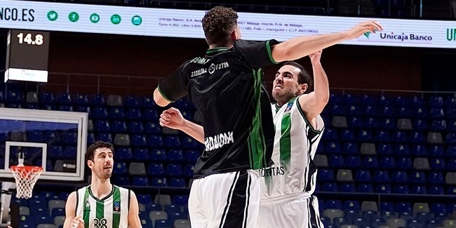 Bassas saved Brodziansky's career night for Joventut