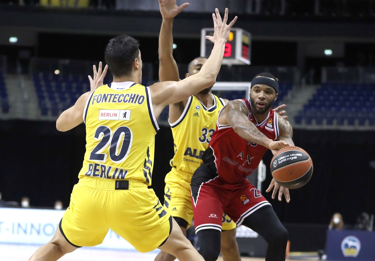 Malcolm Delaney - AX Armani Exchange Milan - EB20