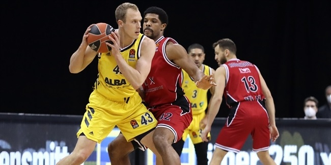 RS Round 20: ALBA Berlin vs. AX Armani Exchange Milan