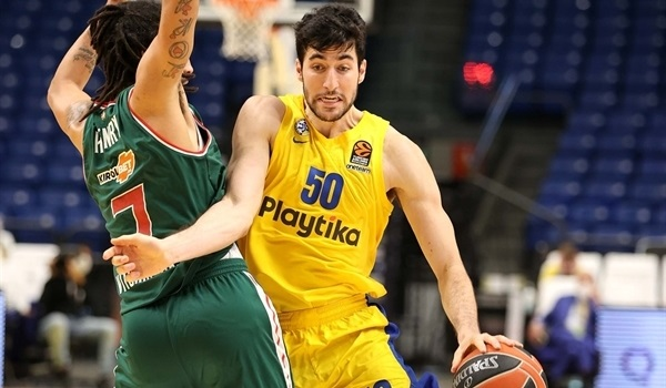 Zoosman stepped into the void for Maccabi