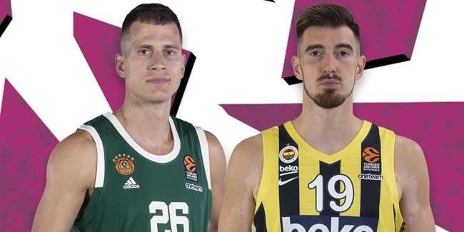 Head-to-head: Nando De Colo vs. Nemanja Nedovic