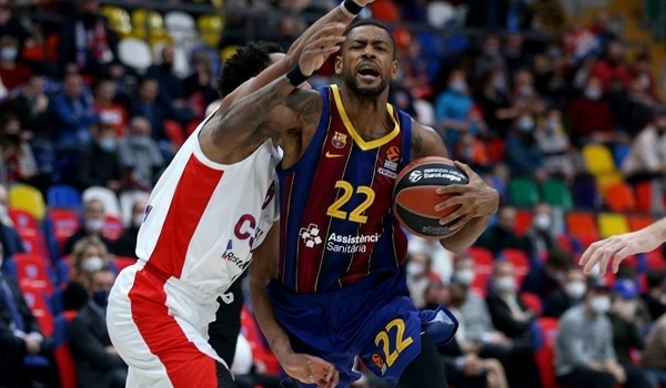 RS20 Report: Barcelona reigns in Moscow