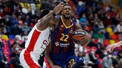 Barcelona reigns in Moscow