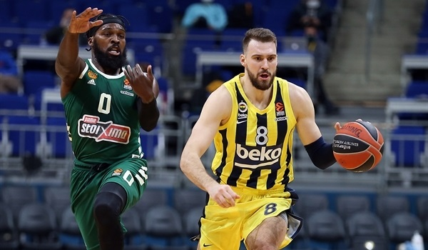 RS20 Report: Fenerbahce blasts off to rout Panathinaikos