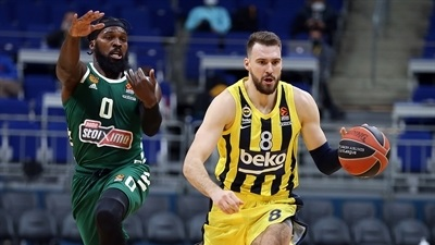 Fenerbahce rolls to fifth straight win